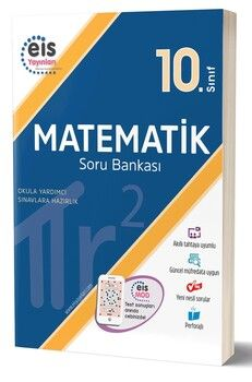 Eis Yayınları 10. Sınıf Matematik Soru Bankası
