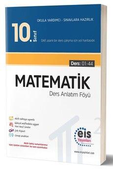 Eis Yayınları 10. Sınıf Matematik Ders Anlatım Föyü