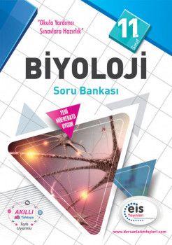Eis Yayınları 11. Sınıf Biyoloji Soru Bankası
