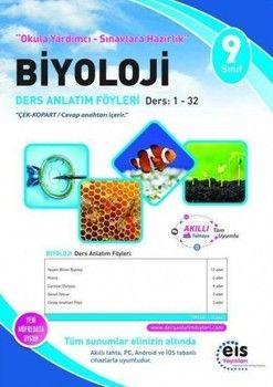 Eis Yayınları 9. Sınıf Biyoloji Ders Anlatım Föyleri 1-32