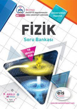 Eis Yayınları Üniversiteye Hazırlık Fizik Soru Bankası