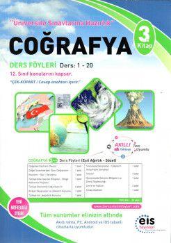 Eis Yayınları Coğrafya DAF Ders Anlatım Föyleri Üniversite Sınavlarına Hazırlık 3. Kitap 1-32