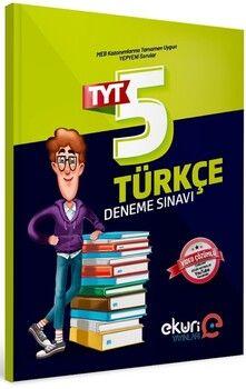 Eküri Yayınları TYT Türkçe 5 Deneme Sınavı