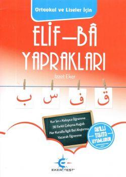 Eker Test Yayınları ELİF-BA Yaprakları