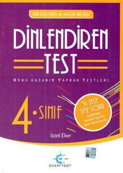 Eker Test Yayınları 4. Sınıf Dinlendiren Test