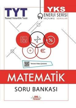EKG Yayıncılık TYT Matematik Soru Bankası Enerji Serisi