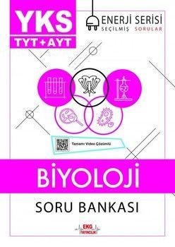 EKG Yayıncılık TYT AYT Biyoloji Soru Bankası Enerji Serisi