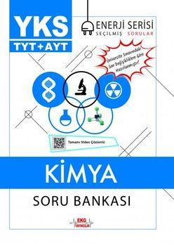 EKG Yayıncılık TYT AYT Kimya Soru Bankası Enerji Serisi