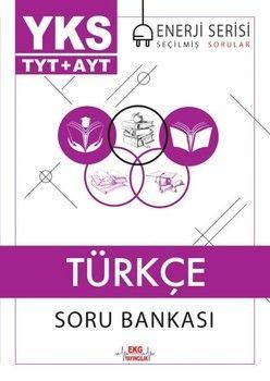 EKG Yayıncılık TYT AYT Türkçe Soru Bankası Enerji Serisi