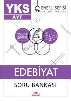 EKG Yayıncılık AYT Edebiyat Soru Bankası Enerji Serisi