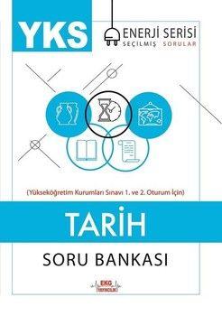 EKG Yayıncılık TYT AYT Tarih Soru Bankası Enerji Serisi