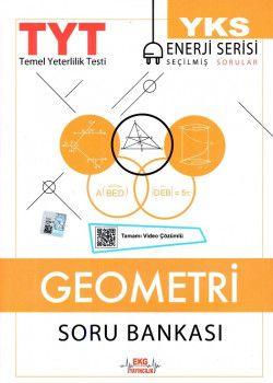 EKG Yayıncılık YKS 1. Oturum TYT Geometri Soru Bankası