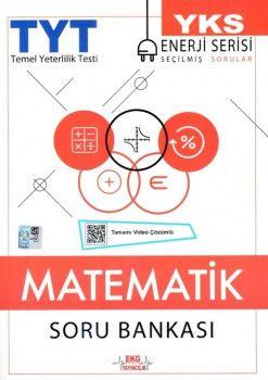 EKG Yayıncılık YKS 1. Oturum TYT Matematik Soru Bankası