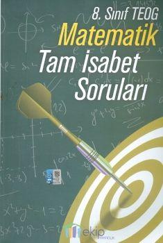 Ekip Yayınları 8. Sınıf TEOG Matematik Tam İsabet Soruları