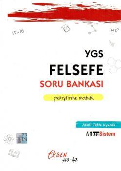 Eksen Yayınları YGS Felsefe Soru Bankası