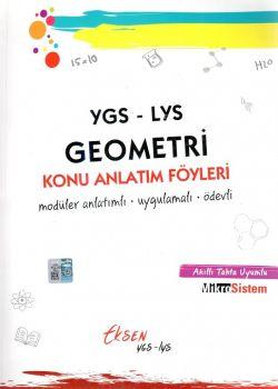 Eksen YGS LYS Geometri Konu Anlatım Föyleri