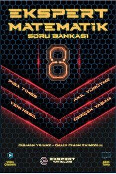 Ekspert Yayıncılık 8. Sınıf Matematik Ekspert Soru Bankası
