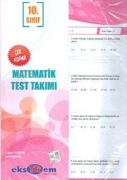 Ekstrem 10. Sınıf Matematik Çek Kopar Test Takımı