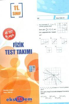 Ekstrem 11. Sınıf Fizik Çek Kopar Test Takımı