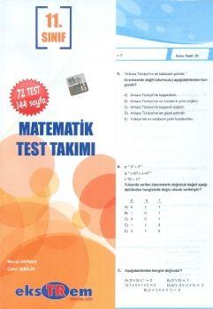 Ekstrem 11. Sınıf Matematik Çek Kopar Test Takımı