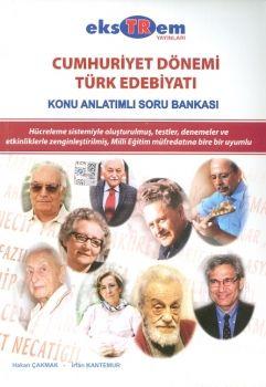 Ekstrem LYS  Cumhuriyet Dönemi Türk Edebiyatı