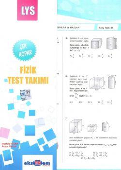 Ekstrem LYS Fizik Test Takımı