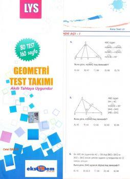 Ekstrem LYS Geometri Test Takımı