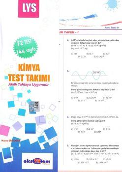Ekstrem LYS Kimya Test Takımı