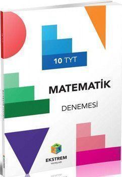 Ekstrem Yayınları TYT Matematik 10 Deneme