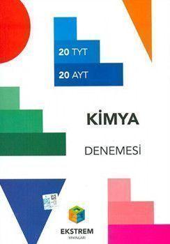 Ekstrem Yayınları TYT AYT Kimya 20li Denemesi
