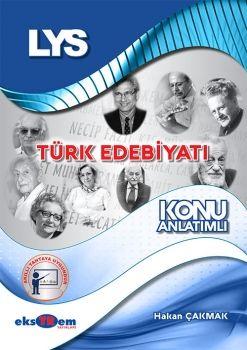 Ekstrem Yayınları LYS Türk Edebiyatı Konu Anlatımlı
