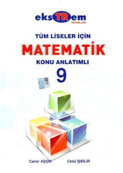Ekstrem Yayınları 9. Sınıf Matematik Konu Anlatımlı