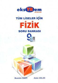 Ekstrem Yayınları 9. Sınıf Fizik Soru Bankası