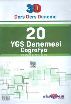Ekstrem YGS Coğrafya 20 Deneme