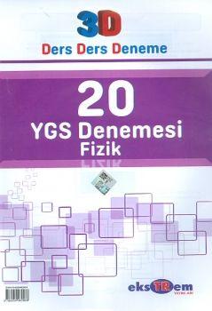 Ekstrem YGS Fizik 20 Deneme