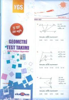 Ekstrem YGS Geometri Yaprak Test