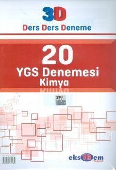 Ekstrem YGS Kimya 20 Deneme