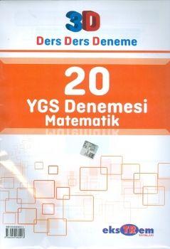 Ekstrem YGS Matematik 20 Deneme