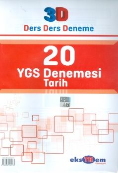 Ekstrem YGS Tarih 20 Deneme