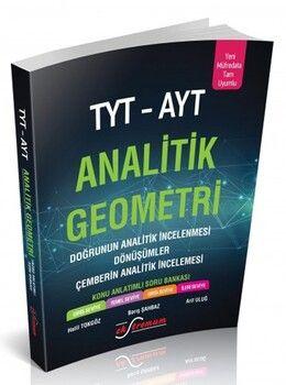 Ekstremum Yayınları TYT AYT Analitik Geometri Konu Anlatımlı Soru Bankası