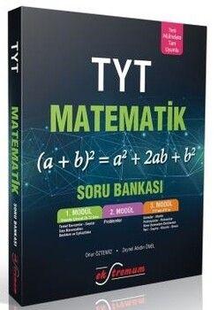 Ekstremum Yayınları TYT Matematik Soru Bankası Seti