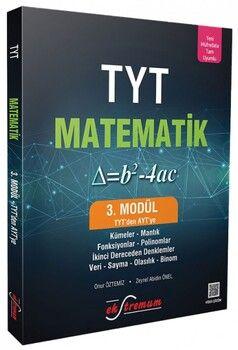 Ekstremum Yayınları TYT Matematik Modül 3