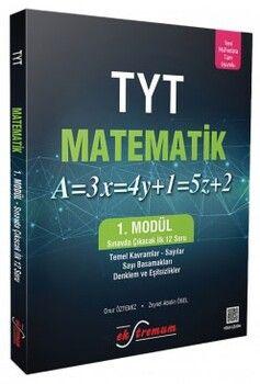 Ekstremum Yayınları TYT Matematik Sınavda Çıkacak İlk 12 Soru Modül 1