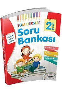 Element Yayınları 2. Sınıf Tüm Dersler Soru Bankası