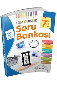 Element Yayınları 7. Sınıf Tüm Dersler Soru Bankası