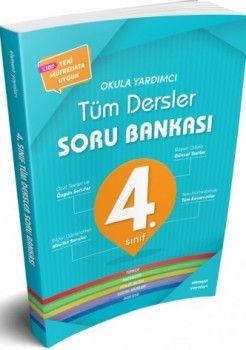 Element Yayınları 4. Sınıf Tüm Dersler Soru Bankası