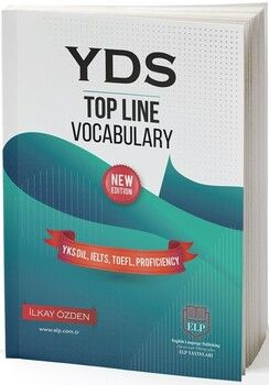 ELP Publishing YDS Top Lıne Vocubulary