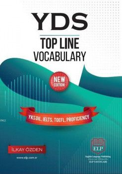 ELP Publishing YDS Top Lıne Vocubulary
