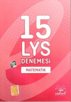 Endemik LYS Matematik 15 li Deneme