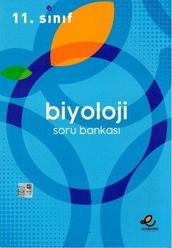 Endemik Yayınları 11. Sınıf Biyoloji Soru Bankası